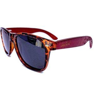 Premium Tortoise Frame Wood Sunglasses, Polarized